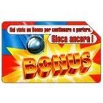The Phonecard Shop: Italy, Bonus, 30.06.2001, L.2000