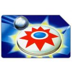 The Phonecard Shop: Flipper Card 1, 30.06.2001, L.10000