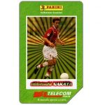 The Phonecard Shop: I grandi acquisti 1998-99, Hidetoshi Nakata, 30.06.2001, L.10000