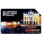 The Phonecard Shop: Italy, Concerto del Primo Maggio, 31.12.2001, L.5000