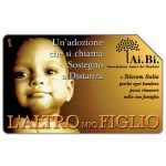 The Phonecard Shop: Italy, Ai.Bi., 31.12.2001, L.10000