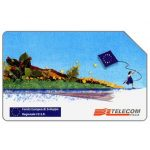 Phonecard for sale: Fondo Europeo di Sviluppo Regionale, 31.12.2001, L.5000