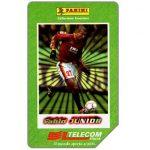 The Phonecard Shop: Italy, I grandi acquisti 1998-99, Fabio Junior, 31.12.2001, L.10000