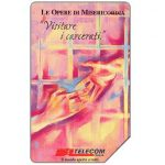 Phonecard for sale: Visitare i carcerati, 31.12.2001, L.10000