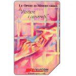 The Phonecard Shop: Italy, Visitare i carcerati, 31.12.2001, L.10000