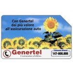 The Phonecard Shop: Italy, Genertel, 31.12.2001, L.5000
