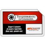 The Phonecard Shop: Italy, Trasferimento di chiamata, 31.12.2001, L.5000