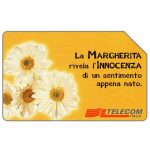 The Phonecard Shop: La Margherita, 31.12.2001, L.15000