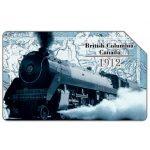 The Phonecard Shop: Italy, I treni di ieri, British Columbia Canada 1912, 31.12.2001, L.5000