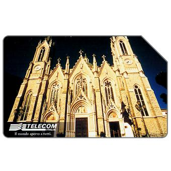 Phonecard for sale: Linee d'Italia, Castelpetroso, 31.12.2001, L.10000