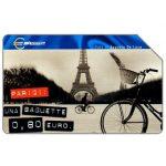 The Phonecard Shop: Italy, Capitali dell'Euro, Parigi, 31.12.2001, L.5000