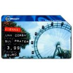 The Phonecard Shop: Capitali dell'Euro, Vienna, 31.12.2001, L.10000