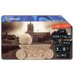 The Phonecard Shop: Capitali dell'Euro, Dublino, 31.12.2001, L.10000