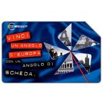 Phonecard for sale: Vinci un angolo d'Europa, 31.12.2001, L.10000