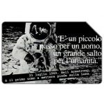 The Phonecard Shop: Italy, Neil Armstrong, 30.06.2002, L.10000