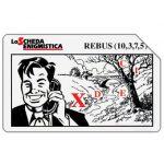 The Phonecard Shop: Italy, La Scheda Enigmistica, 30.06.2002, L.5000