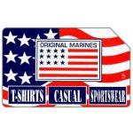 The Phonecard Shop: Italy, Original Marines, 31.12.95, L.2000
