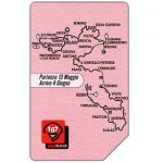Phonecard for sale: 83° Giro d'Italia, 30.06.2002, L.5000