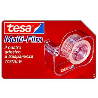 Phonecard for sale: Tesa Multi-Film, 30.06.96, L.2000