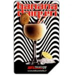 The Phonecard Shop: Italy, Banana daiquiri, 31.12.2002, L.10000