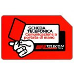 The Phonecard Shop: Scheda Telefonica, 31.12.2002, L.5000
