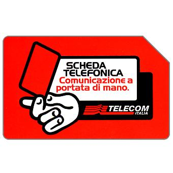 Phonecard for sale: Scheda Telefonica, 31.12.2002, L.5000