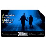 The Phonecard Shop: Italy, Giornata Mondiale dell'Alzheimer, 31.12.2002, L.5000
