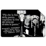 The Phonecard Shop: Italy, Roosevelt, 31.12.2002, L.5000