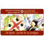 The Phonecard Shop: Italy, Sa Die De Sa Sardigna, 30.06.98, L.2000