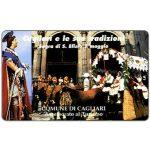 The Phonecard Shop: Italy, Sagra di S.Efisio, 30.06.98, L.2000