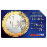 The Phonecard Shop: Italy, La moneta unica, 30.06.2002, L.2000