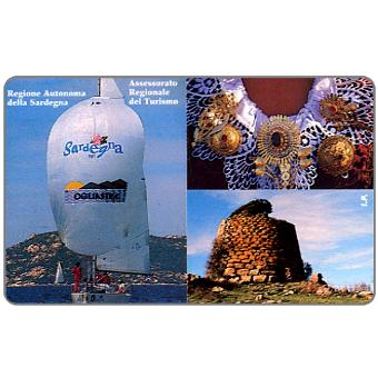 Phonecard for sale: Sardegna Turismo, 31.12.98, L.2000