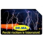 The Phonecard Shop: Italy, DE.MA., 31.12.98, L.5000