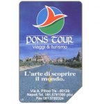 The Phonecard Shop: Pons Tour, 30.06.99, L.5000