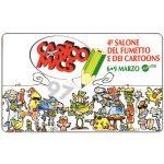 The Phonecard Shop: Italy, Cartoomics 97, 30.06.99, L.5000