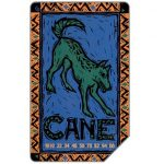 The Phonecard Shop: Italy, Zodiaco Cinese, Cane, 30.06.2003, L.10000