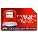 The Phonecard Shop: Italy, Internet corner, 30.06.2003, L.5000