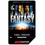 The Phonecard Shop: Italy, Final Fantasy, 31.12.2003, L.5000