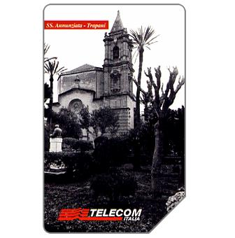 Phonecard for sale: Il culto dell'arte, Trapani, 30.06.2004, € 5,00