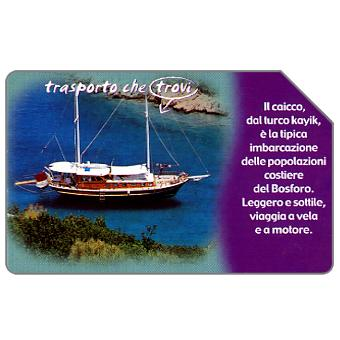Phonecard for sale: Paese che vai, Turchia, 30.06.2004, € 2,50