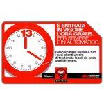The Phonecard Shop: Italy, L'ora gratis, 30.06.2004, € 2,50