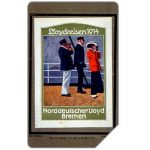 The Phonecard Shop: Lloydreisen 1914, 31.12.2004, € 2,50