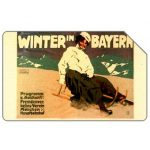 The Phonecard Shop: Winter in Bayern, 31.12.2004, € 2,50