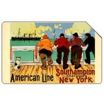 The Phonecard Shop: American Line, 31.12.2004, € 2,50
