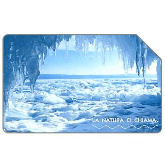 Phonecard for sale: La natura ci chiama, La Siberia, 31.12.2004, € 5,00