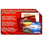 The Phonecard Shop: Italy, Sono tre, 31.12.2004, € 2,50