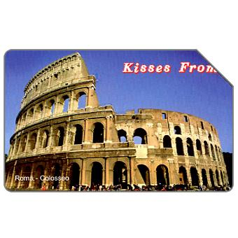 Kisses from Roma, 31.12.2004, € 5,00