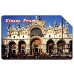 The Phonecard Shop: Kisses from Venezia, 31.12.2004, € 5,00