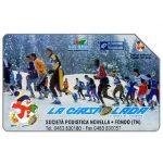 The Phonecard Shop: Italy, La Ciaspolada, 30.06.2004, € 3,00
