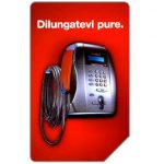 The Phonecard Shop: Italy, Dilungatevi pure, 31.12.2004, € 3,00